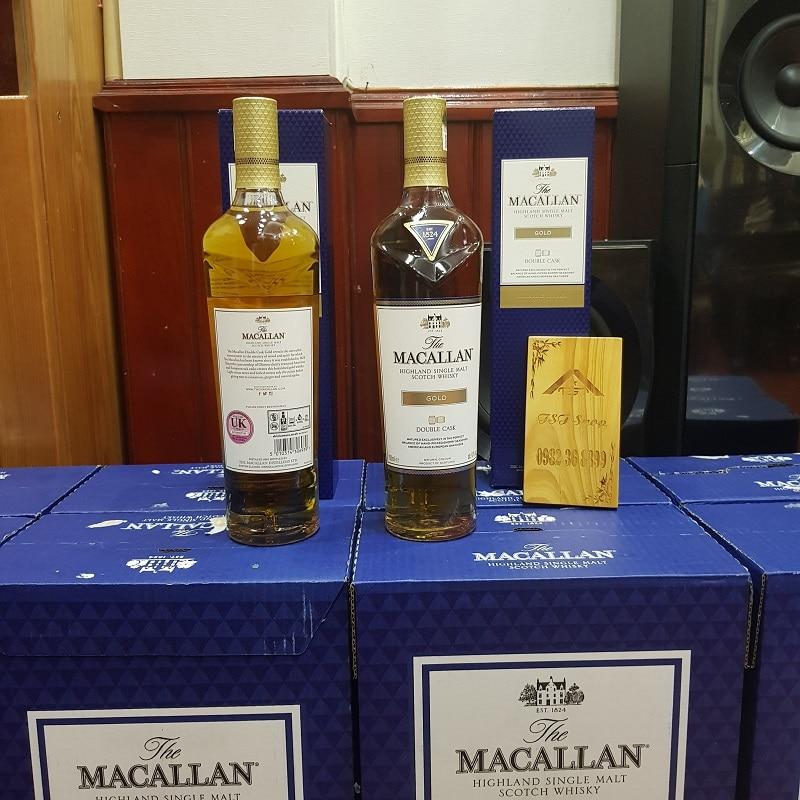Macallan Double Cask Gold - UK