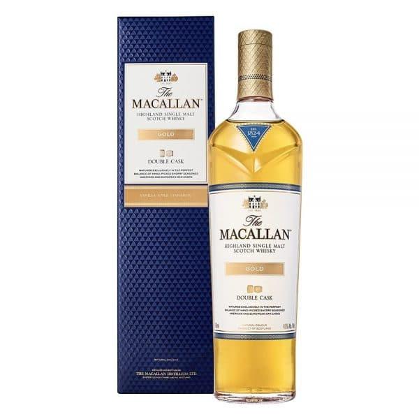 Macallan Gold UK ( Anh Quốc Tem Hồng) 1