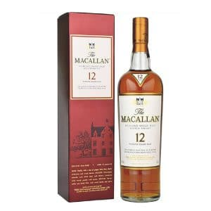 Maccallan Sherry 12 Uk