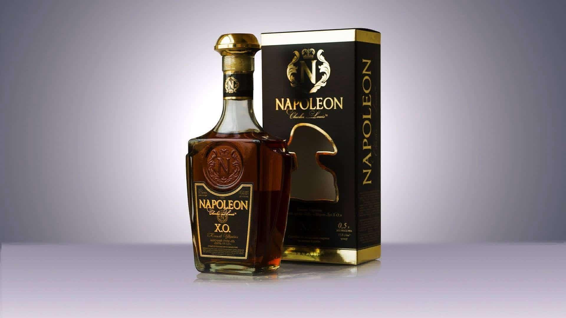 Tìm hiểu rượu Napoleon