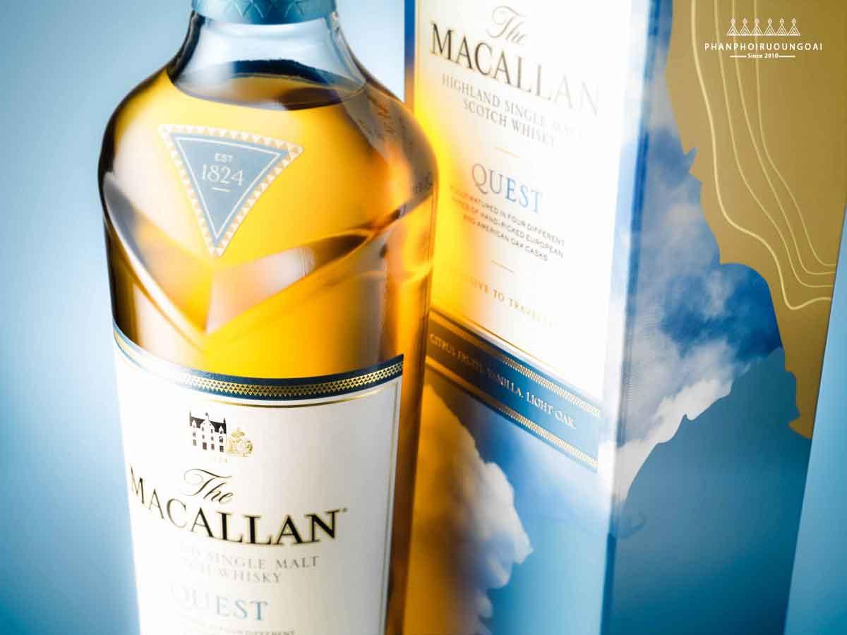 Rượu Macallan Quest 1 Lít