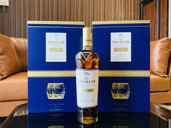 Macallan Gold UK (Box quà) 1
