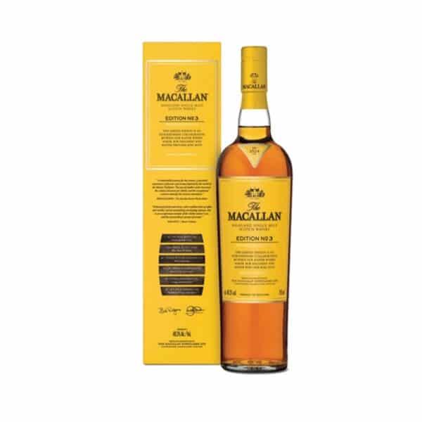 Macallan Edition No.3 1