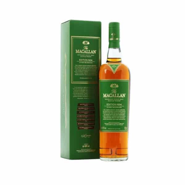 Macallan Edition No.4 1