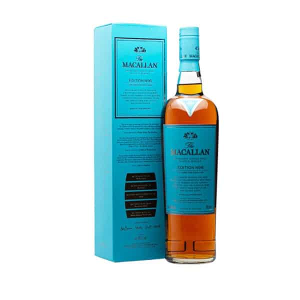 Macallan Edition No.6 1
