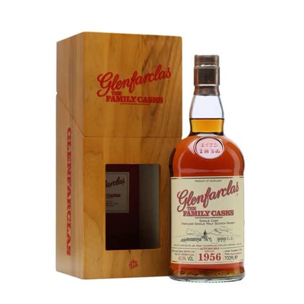 Glenfarclas 1956 1