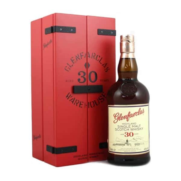 Glenfarclas 30 Năm 1