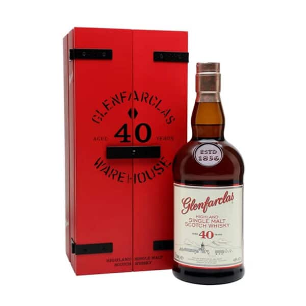 Glenfaclas 40 Năm 1