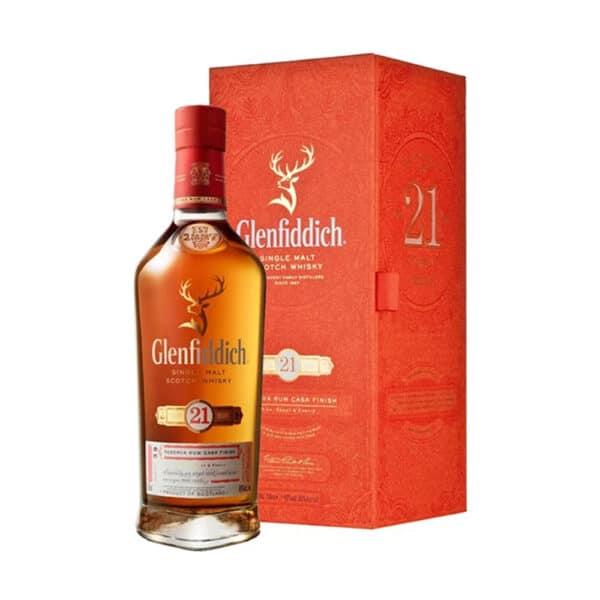 Glenfiddich 21 Năm 1