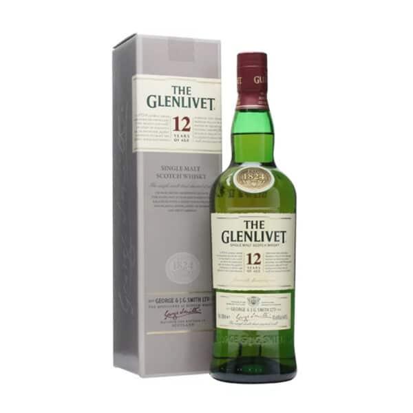 Glenlivet 12 Năm 1