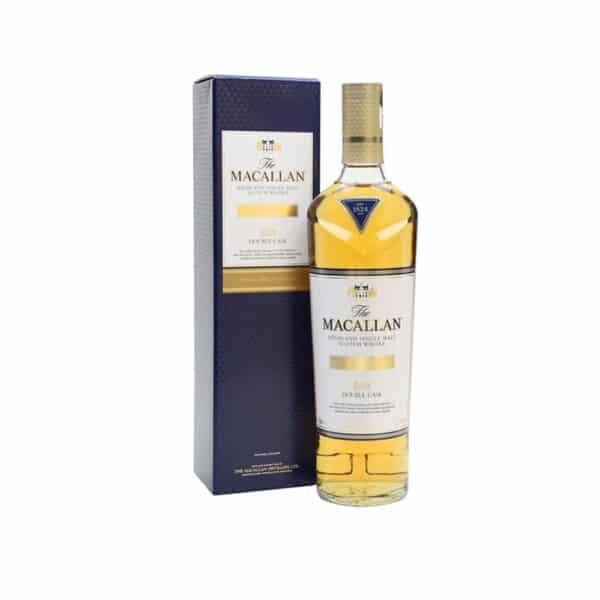 Macallan Gold Double Cask UK 1