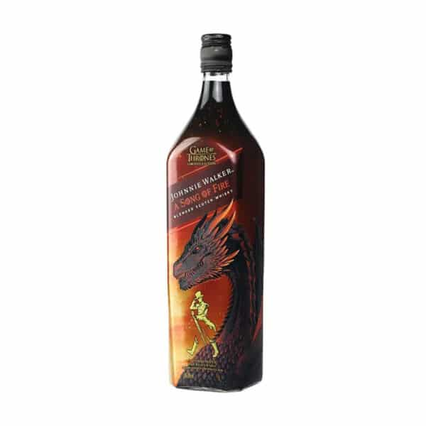 Johnnie Walker A Song Of Fire 1