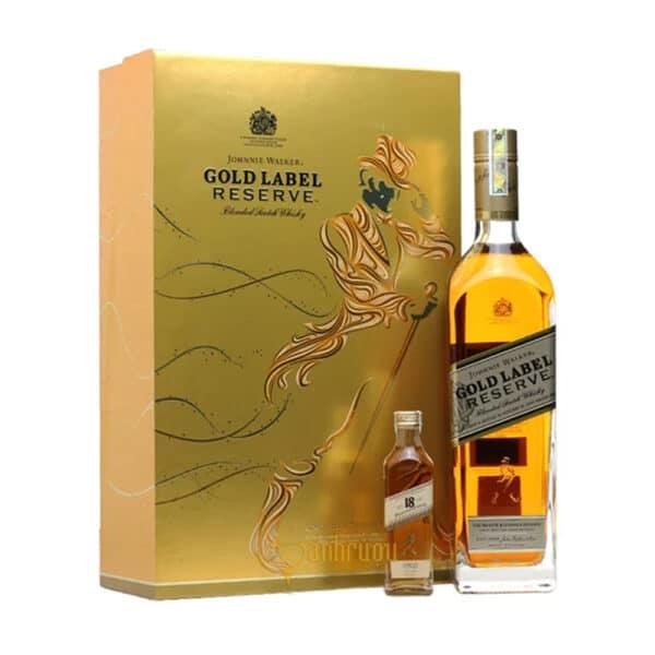 Johnnie Walker Gold Hộp Quà Tết 2020 1