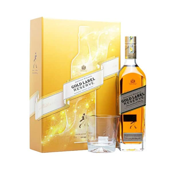Johnnie Walker Gold Hộp Quà Tết 2021 1