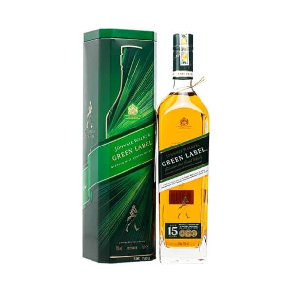 Johnnie Walker Green 15 Năm Phiên bản 2021 1