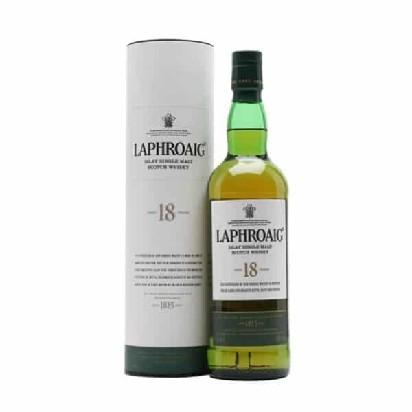 Laphroaig 18 Năm 1