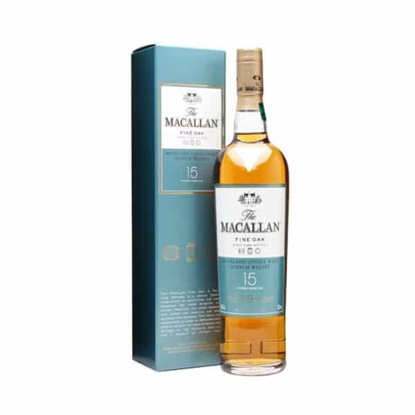 Macallan 15 Năm Fine Oak 1