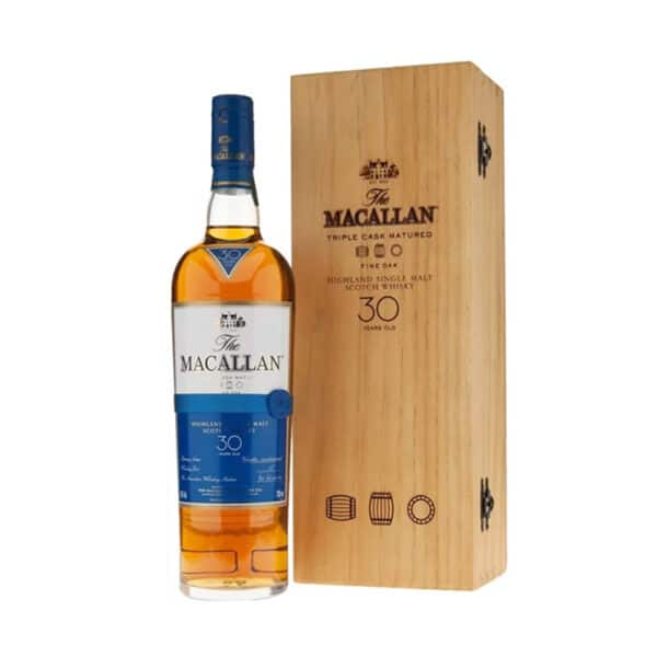 Macallan 30 Năm Fine Oak UK 1