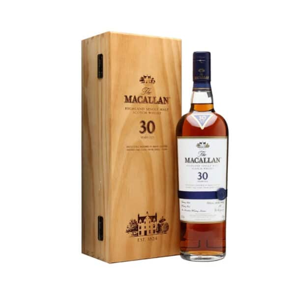 Macallan 30 Năm Sherry Oak UK 1