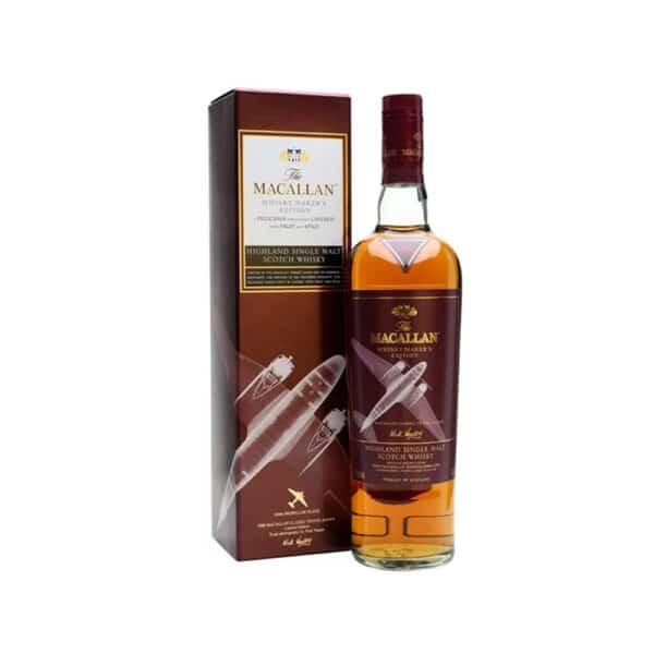 Macallan Whisky Markers Editon 1930S Máy bay 1