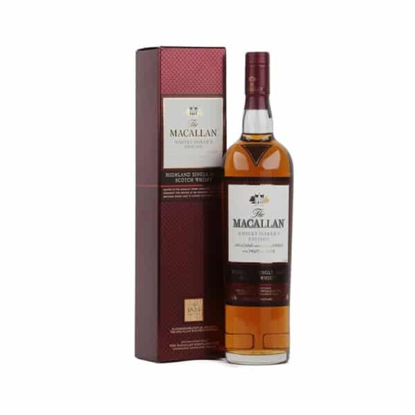 Macallan Whisky Markers Edition 1