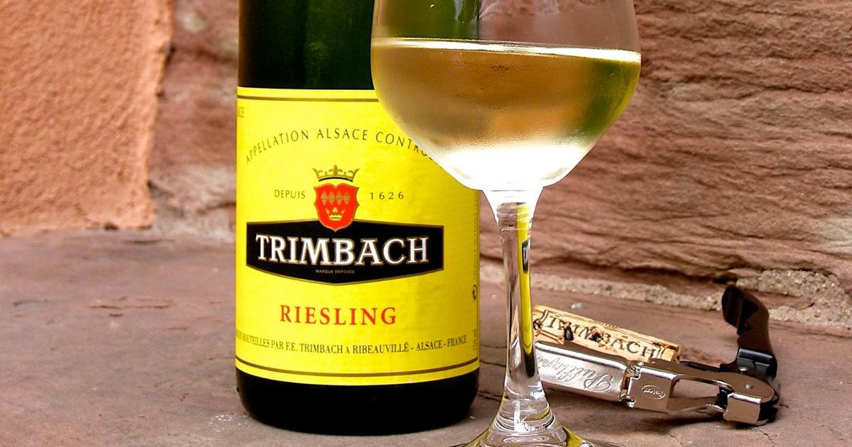 Vang-trang-Phap-Trimbach-Riesling-Alsace