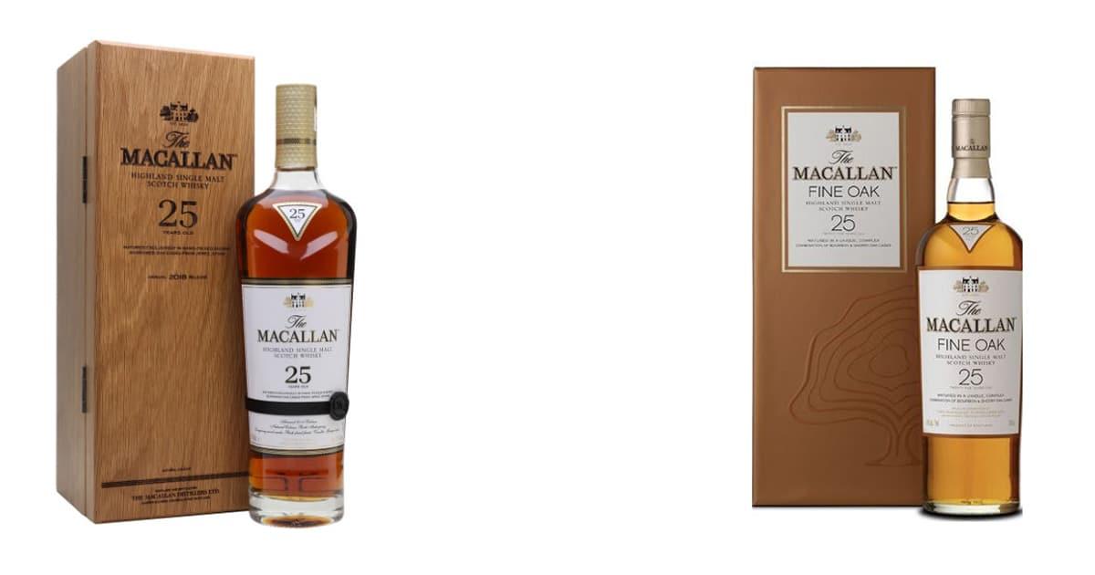 Diem-khac-biet-giua-ruou-Macallan-25-Sherry-Oak-va-Fine-Oak