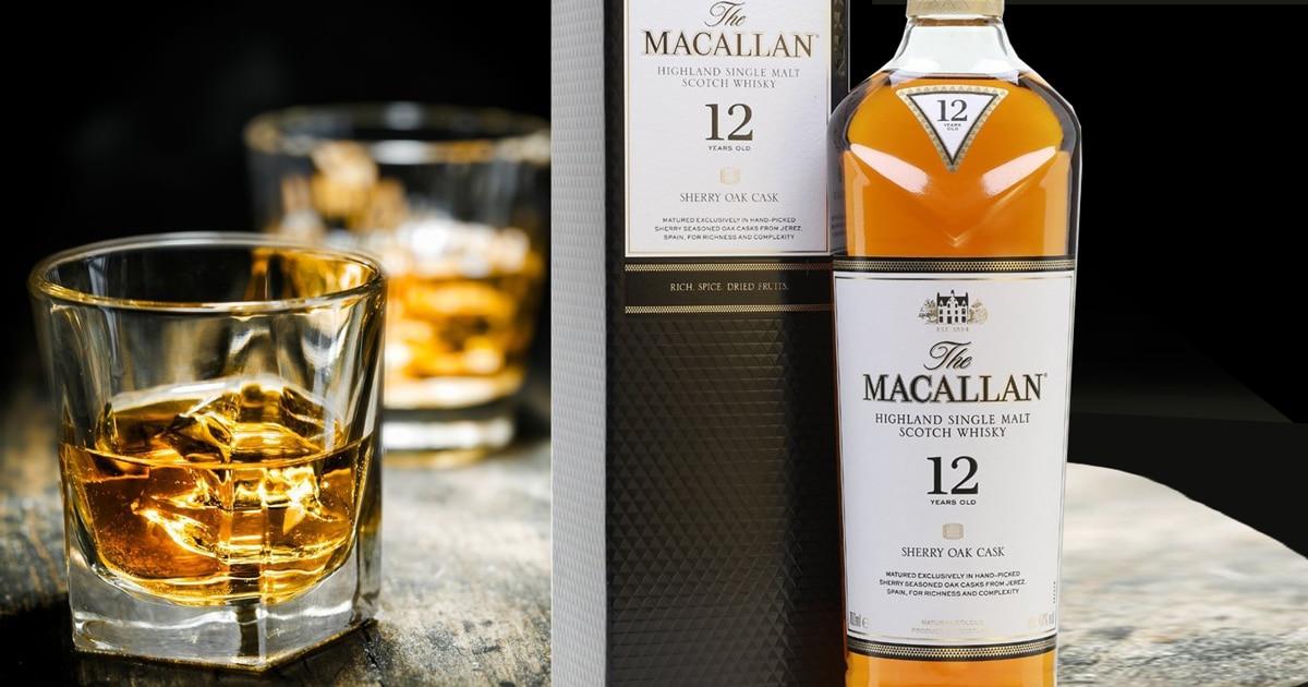 dac-diem-cua-Macallan-12-Sherry-Oak