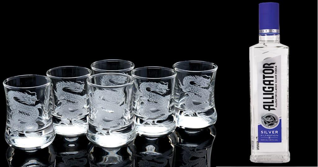 Vodka cá sấu xanh và những điều bạn chưa biết 1